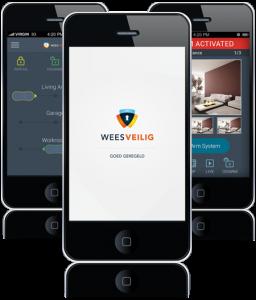 WeesVeilig app